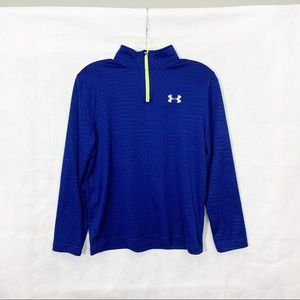 UNDER ARMOR Half Zip Shirt